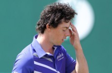 Jack Nicklaus: McIlroy should not have walked off the course on Friday