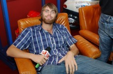 Our favourite 12 pictures of Brian McFadden being Brian McFadden