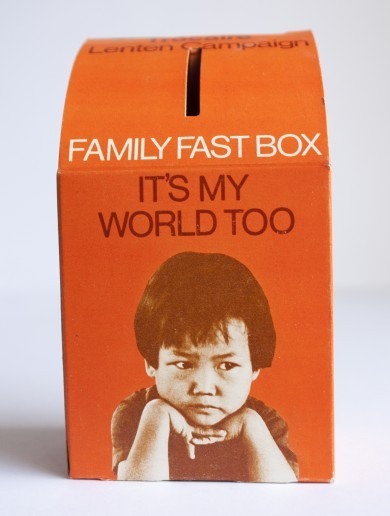 In pics: 40 years of the Trócaire Lenten box