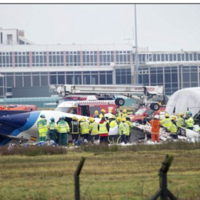 In Photos: The Cork plane crash tragedy