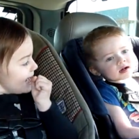 This 3-year-old rocks more than you ever could