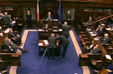 VIDEO: Dáil suspended for nearly 30 minutes in property tax timing row
