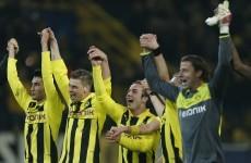 VIDEO: Dortmund dominate Donetsk to book last eight berth