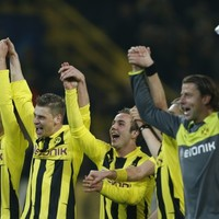 VIDEO: Dortmund dominate Donetsk to book last eight berth