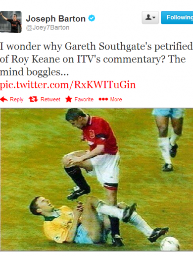 How Twitter reacted to Manchester United v Real Madrid