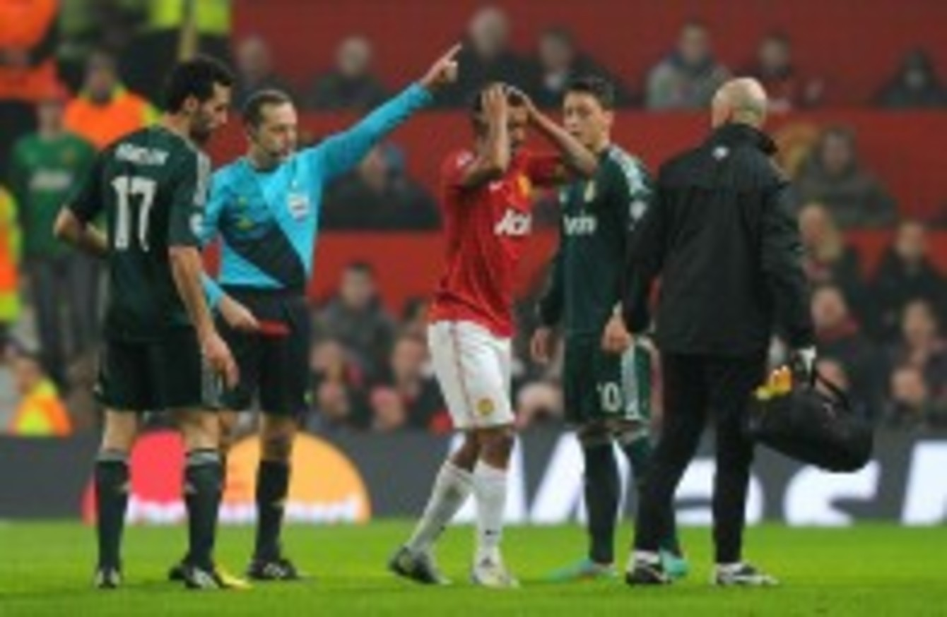 Opinion: Roy Keane was absolutely right – the Nani sending off was