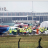 """Gardai say the Cork Airport crash fatalities were """"to the fore of the plane"""""""