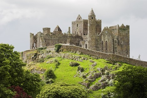 The Rock of Cashel in Tipperary will go even greener from next week...