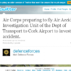 How news of the Cork disaster broke on Twitter