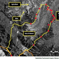 Photos reveal evidence of new North Korean prison camp