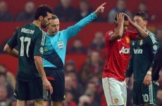 Fergie facing sanctions for media blackout after Real Madrid game, UEFA endorse Nani dismissal
