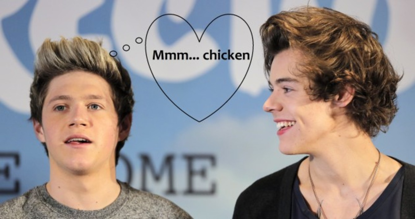 The Dredge: One Direction are mad for the Dublin Nandos