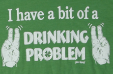 12 actual t-shirts that show how the world sees Ireland*