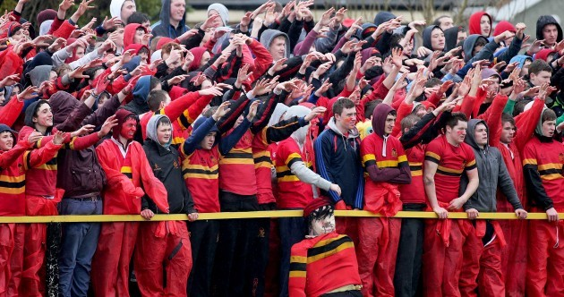 In pictures: nothing between CBC Cork and Crescent in Munster Senior Cup semi-final