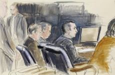 'Cannibal cop' accused of plotting to torture victims weeps at end of trial