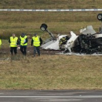Some victims of Cork plane crash named