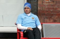Tevez arrested for driving while disqualified - reports