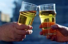 Average Irish adult drank equivalent of 411 pints last year