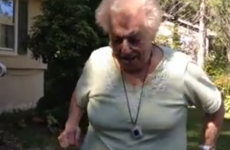 VIDEO: This granny has the dance moves you need tonight