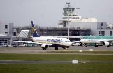 Delays at Dublin Airport due to dense fog