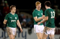 Ireland Under-20s secure convincing victory over France