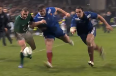 Poll: Should this have been an Irish penalty?