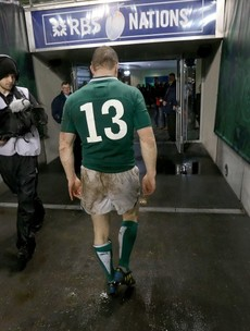Snapshot: Was that Brian O'Driscoll's last game at Lansdowne Road?
