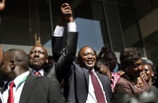 Loser in Kenyan presidential election says he will contest result in court