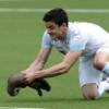 VIDEO: Streaking raccoon runs amok at Swiss football match