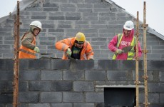 Construction activity continues to fall as decline in unemployment eases