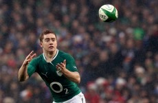 Slippy ball the reason Paddy Jackson opted out of drop goal - Declan Kidney