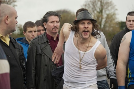Peter Coonan in the new movie