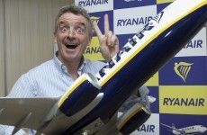 FF made Ireland 'Europe's biggest loser', says Ryanair