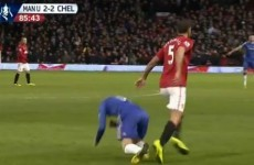Ferdinand may face charges over off-the-ball clash with Torres