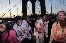 Zombie fads peak when society unhappy, research shows
