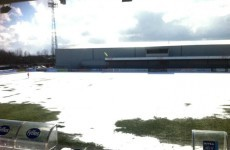 Snapshot: Is this what's meant by an 'all-weather pitch'?