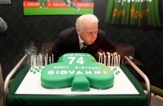 Happy 74th Birthday Trap... here are 6 presents for the Ireland manager