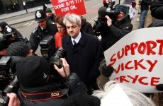 Former UK minister Huhne and ex-wife jailed for eight months