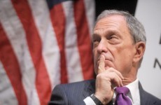 Bloomberg apologises over 'inebriated' Irish comments