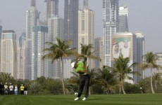 Tiger on the prowl as McIlroy clings to slender advantage in Dubai