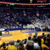 WATCH: Fan makes $50,000 half-court shot, but misses because he didn't listen to the rules