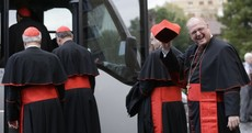 PHOTOS: Day 1 of the Vatican conclave to elect the next Pope