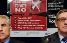 "Unions to address ""major public meeting"" against Croke Park 2 proposals"