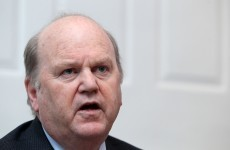 Cut bankers pay by up to 10% says Michael Noonan