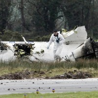 Two Cork airport crash survivors released from hospital