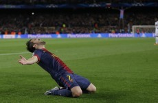 Magical Messi sends Barca into quarter-finals