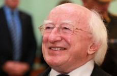 President's St Patrick's Day message: 'It's time to reflect on our shared past'