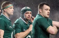 Confrontation is what rugby is all about - Rory Best relishing Italian slog