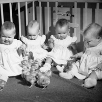 From the photo archives: Easter Sunday through the 20th century