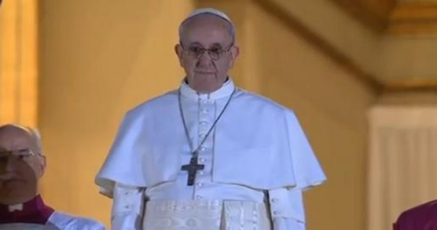 And the new pope is... Jorge Mario Bergoglio